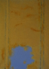 0252-erosion-yellow-with-pale-blue-oil-sand-wax-on-primed-paper-100cmx80cm-frameddsc_0700