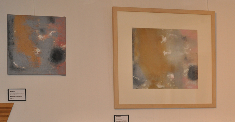Aspres, Mixed Exhibition at The Freudian Sheep Gallery Ipswich