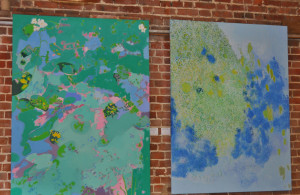 Water series at The Raveningham Centre Beccles until 9th Sept.open Wed. to Sun. 10.0am -- 5.0pm