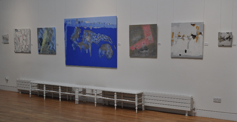 Highgate Gallery, London // Solo Exhibition